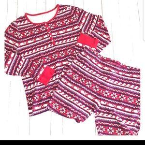 Vineyard Vines Snow Pajamas S/P